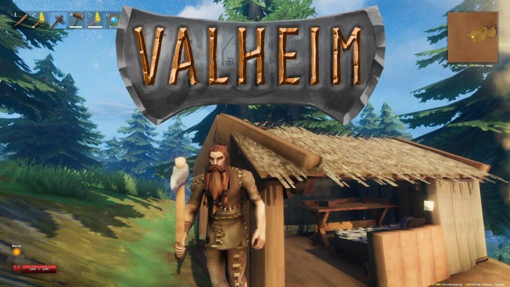 Tải Game VALHEIM : SINH TỒN KHẮC NGHIỆT KIỂU VIKINGS (coop)